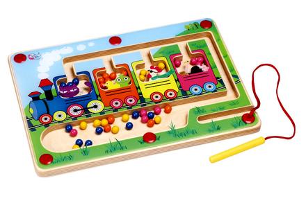 Maze train