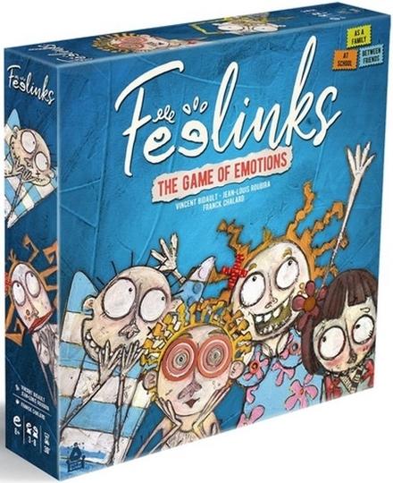 Feelinks : het emotiespel