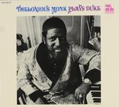 Thelonious Monk plays Duke Ellington : The trio and solo sets