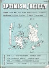 Optimism/reject : UK D-I-Y punk and post-punk 1977-1981