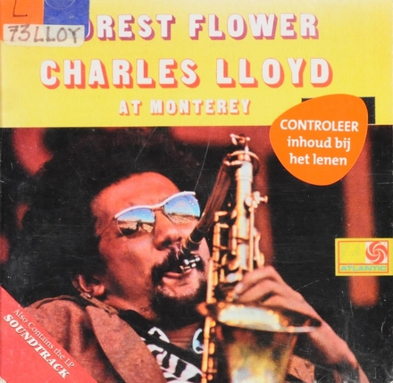 Forest flower : At Monterey ; Soundtrack