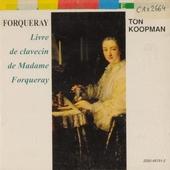 Livre de clavecin de Madame Forqueray