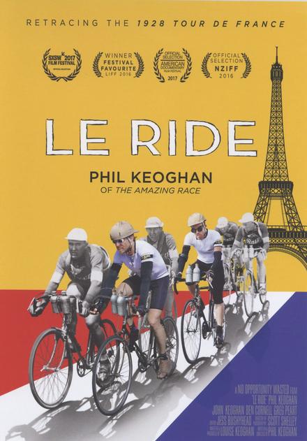 Le ride : retracing the 1928 Tour de France