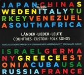 Länder Lieder Leute : Eine muskalische Weltreise mit internationalen Volksliedern