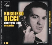Discovered tapes : Concertos