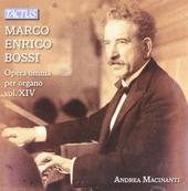 Opera omnia per organo Vol.XIV. vol.14