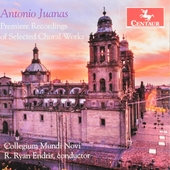 Premiere recordings of selected choral works
