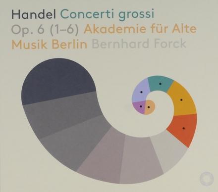 Concerti grossi op. 6, 1-6