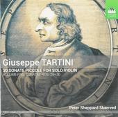30 sonate piccole for solo violin : Volume five, sonatas nos. 25-30. vol.5