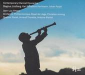 Contemporary clarinet concertos : Magnus Lindberg, Karl Amadeus Hartmann, Johan Farjot