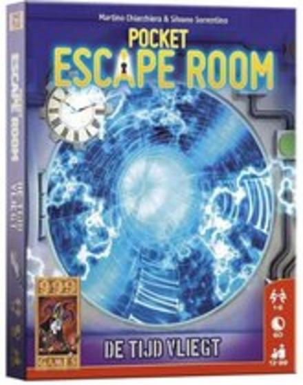 Escape room : pocket, de tijd vliegt