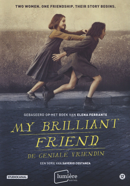 My brilliant friend. [Seizoen 1]