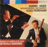 Hummel - Weber : bassoon concertos
