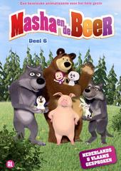 Masha en de beer. Deel 6