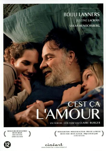 C'est ça l'amour / regie en scenario Claire Burger
