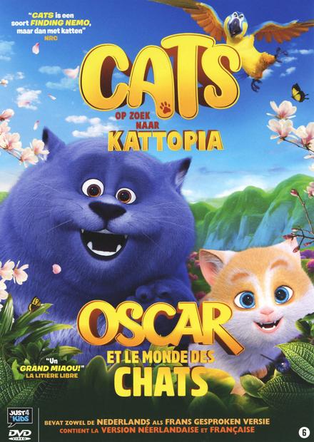 Cats : op zoek naar Kattopia
