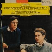 Piano concerto No. 2 op. 21, Polonaise op. 44