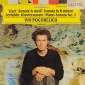 Piano sonate in B minor