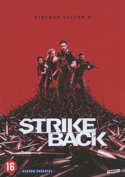Strike back. Season 6
