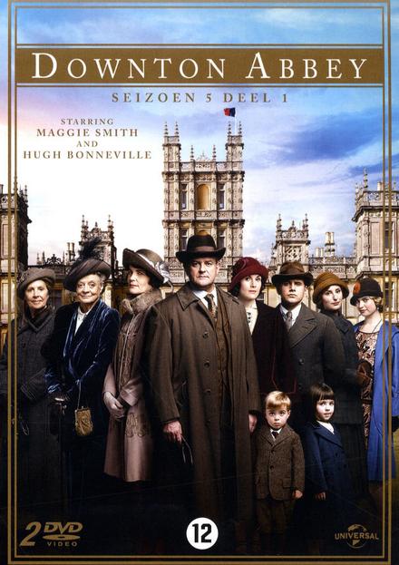 Downton Abbey. Seizoen 5, Deel 1
