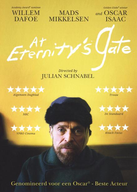 At eternity's gate / directed by Julian Schnabel ; written by Julian Schnabel [e.a.]
