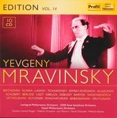 Yevgeny Mravinsky edition vol.IV. vol.4