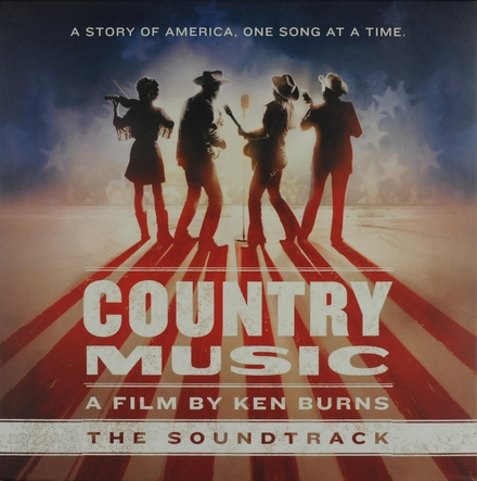 Country music [5 disc edition] : the soundtrack