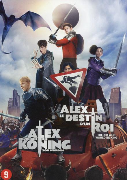 Alex, de jongen die koning zou worden