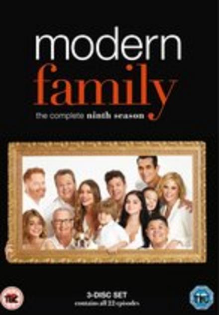 Modern family. Seizoen 9