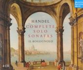 Complete solo sonatas