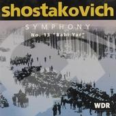 Symphony no.13 Babi Yar