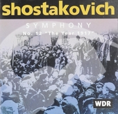 Symphony no.12 : The year 1917