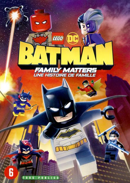 Batman : family matters