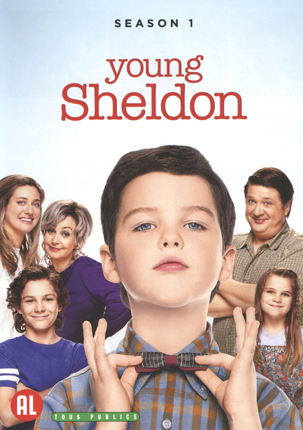 Young Sheldon. Seizoen 1