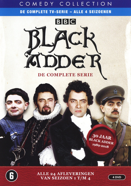 Blackadder : de complete serie