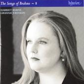 The songs of Johannes Brahms. Vol. 8
