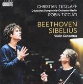 Beethoven Sibelius : violin concertos