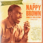 The Nappy Brown singles collection 1954-62
