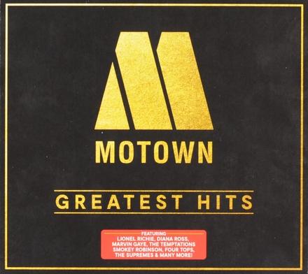 Motown : greatest hits