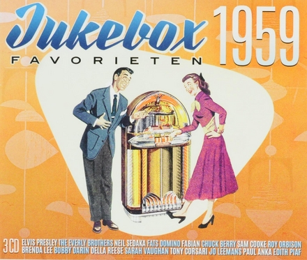 Jukebox favorieten 1959