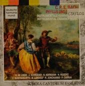 Phyllis und Thirsis [und] Instrumentale Kammermusik