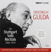 The Stuttgart solo recitals 1966-1979