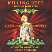 Laug at your peril : Live at the Roundhouse : Fortieth anniversary world tour 2018