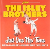 "Just one mo' time : singles As & Bs : includes complete ""twist & shout"" lp"