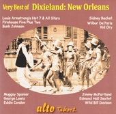 The very best of Dixieland : New Orleans
