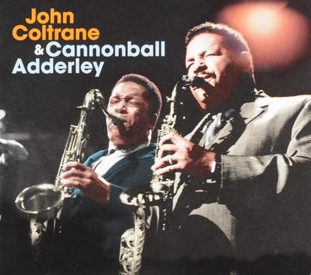 John Coltrane & Cannonball Adderley