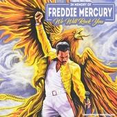 In memory of Freddie Mercury : We will rock you