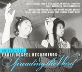 Spreading the word : early gospel recordings