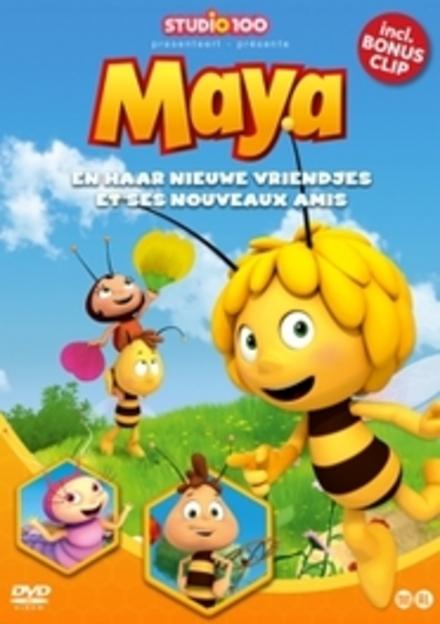 Maya en haar nieuwe vriendjes