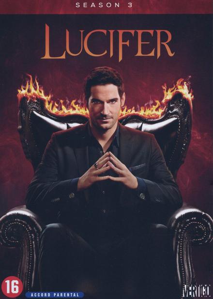 Lucifer. Season 3